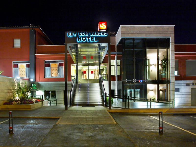 Hotel-ReyDonSancho-zamora