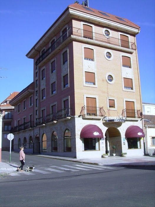 Hotel-santiago-en-Benavente