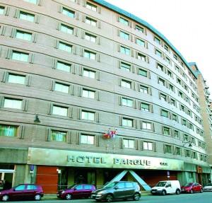 Hoteles valladolid gpcl guia poligonos castilla y leon for Hotel parque valladolid