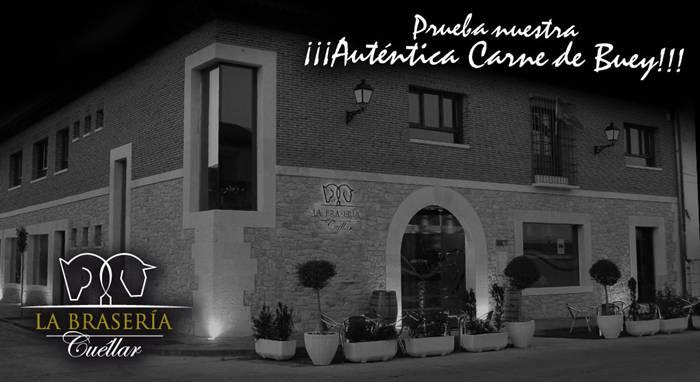 turismo Segovia restaurante
