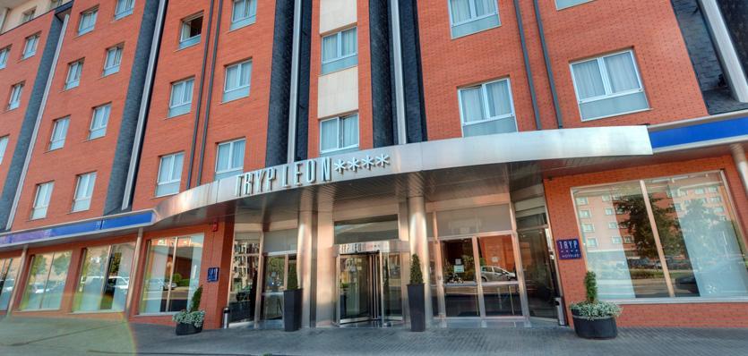 hotel-tryp-leon