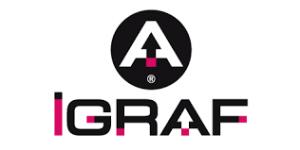 logo de igraf rótulos